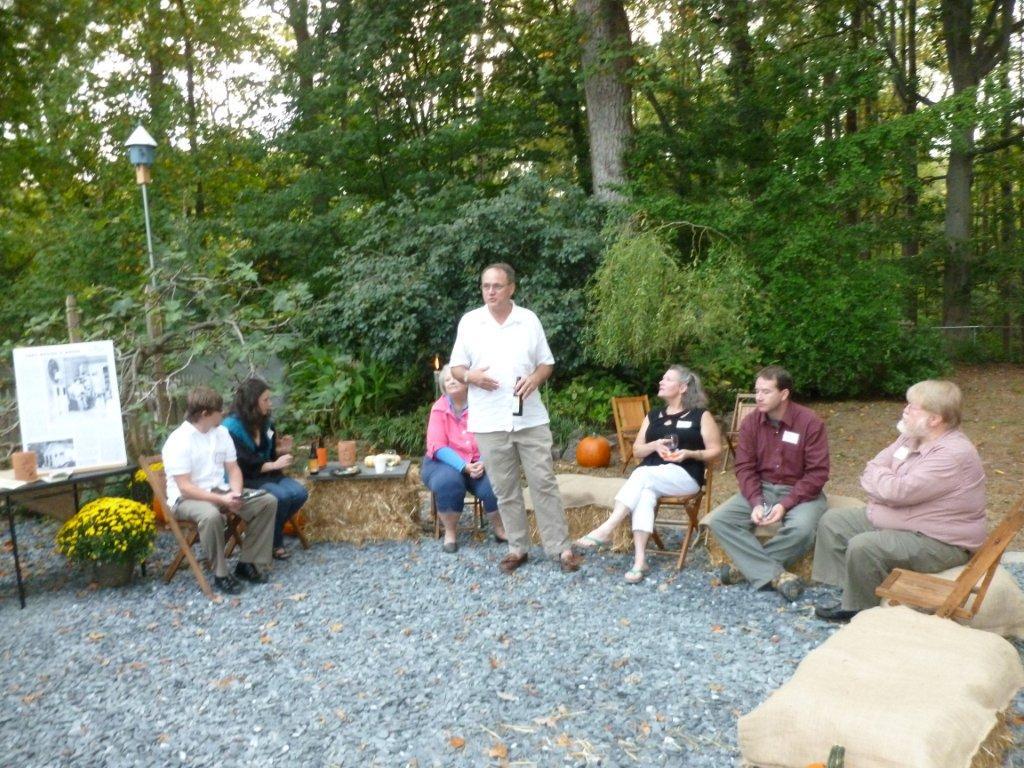 Rutledge Park October Benefit