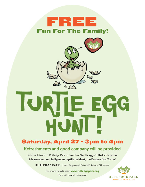 Rutledge Park Turtle Egg Hunt