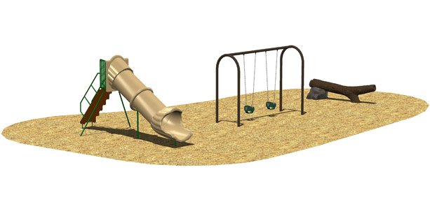 Rutledge Park Playground
